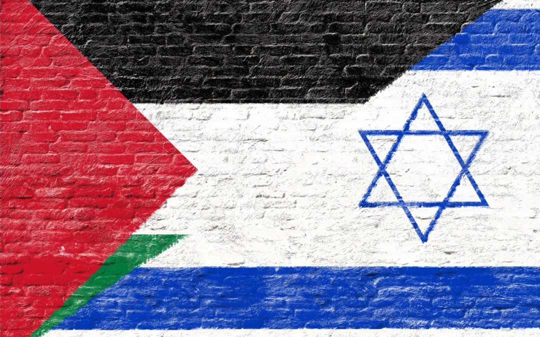 On Walls and Healing: Israel, Palestine, and the Search for Wholeness