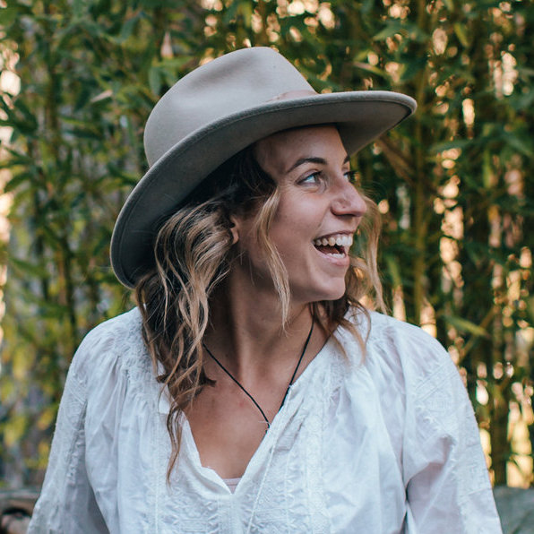 On the Healing Magic of Forest Bathing with Julia Plevin (E05)