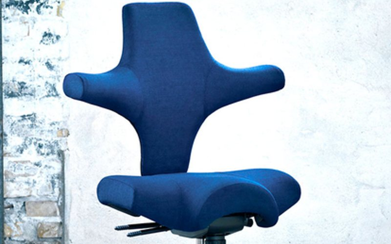 The HAG Capisco: Best Chair in the World?