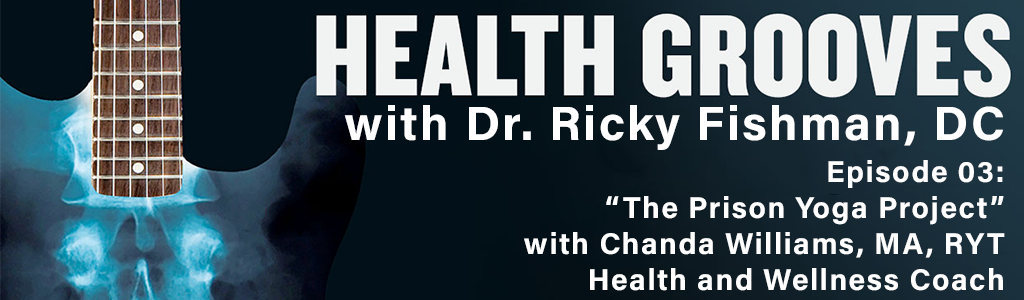 Introducing Health Grooves with Dr. Ricky Fishman (E00)