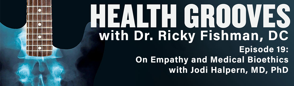 On Empathy and Medical Bioethics with Jodi Halpern, MD, PhD (E19)