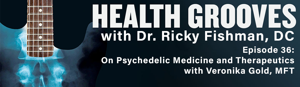 On Psychedelic Medicine and Therapeutics with Veronika Gold, MFT (E36)