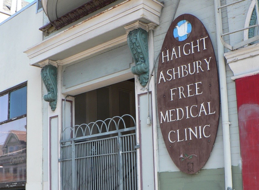 The Haight Ashbury Free Medical Clinic: Radical Healing/Radical Healers