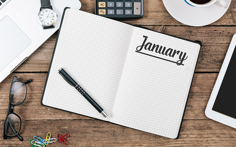 January: Why It's Not the Time for a New Year's Resolution