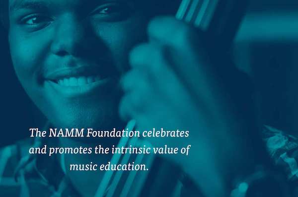 NAMM, MusiCares, and Tribal Healing